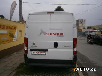 Prodám Citroën JUMPER 2.2 HDI CLEVER VANS