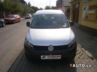 Prodám Volkswagen Caddy 1.6 TDI MAXI KLIMA 75 KW