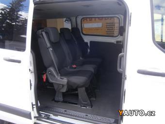 Prodám Ford Transit Custom 2.2 TDCI 114 KW DLOUHÁ VERZE