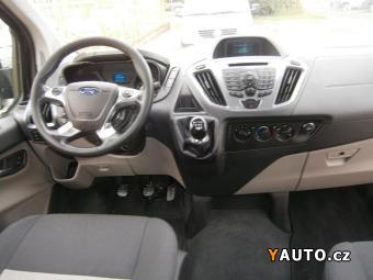 Prodám Ford Tourneo Custom 2.2 TDCI 92 KW DLOUHÁ VERZE