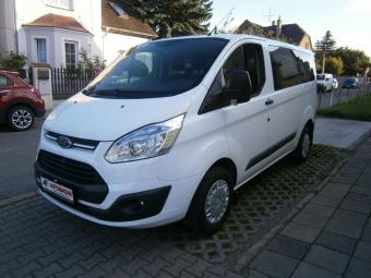 Prodám Ford Transit Custom 2.2 TDCI KLIMA 92 KW