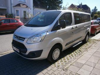 Prodám Ford Tourneo Custom 2.2 TDCI 114 KW DLOUHÝ