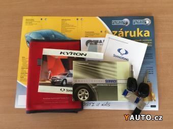Prodám SsangYong Kyron M200 XDi 4x4 NAVI, Automat