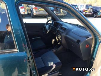 Prodám Daihatsu Terios 1.3i 4x4 AUTOMAT KLIMA