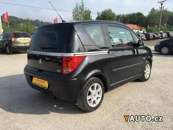 Prodám Peugeot 1007 1.4 HDi ESP, KLIMA, 135tis K