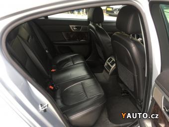 Prodám Jaguar XF 2.7D LUXURY NAVI XENON KAMERA