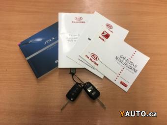 Prodám Kia Soul 1.6 CRDi, Serv. knih, 1MAJ, ESP