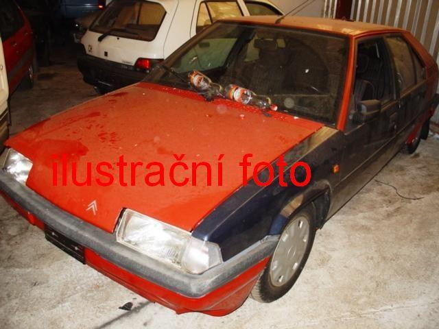 Prodám Citroën BX ND Tel:602 455 991