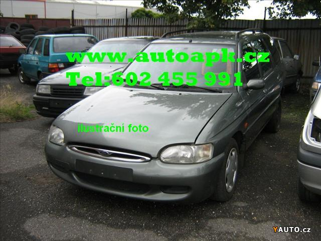 Prodám Ford Escort 1.8 Určeno na ND, 602455991