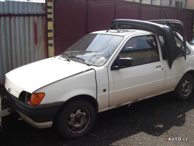 Prodám Ford Fiesta 1.1 rčeno na ND, 602455991