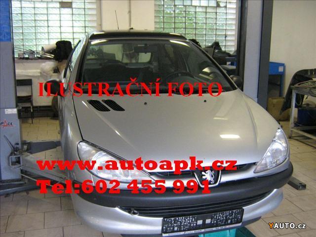 Prodám Peugeot 206 Určeno na ND 602455991