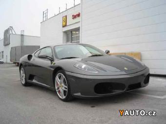 Prodám Ferrari F 430 4,3 Coupé - NOVÝ VŮZ