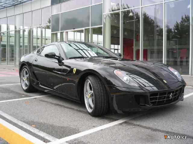Prodám Ferrari 6,0 F599 F1 HGTE
