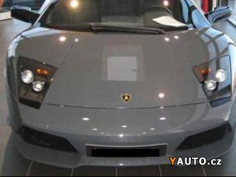 Prodám Lamborghini Murcielago 6,2 Coupé E-Gear