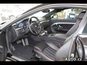 Prodám Maserati Granturismo 4,2 Automatic - NOVÝ VŮZ