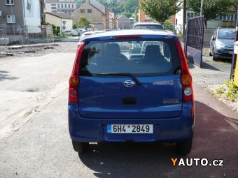 Prodám Daihatsu Cuore 1.0i 51kw Klima