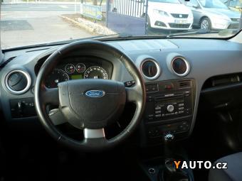 Prodám Ford Fusion 1.4i 59kw Ebony