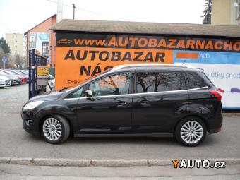 Prodám Ford Grand C-MAX 1.6i EB 110kw Titanium Xenon