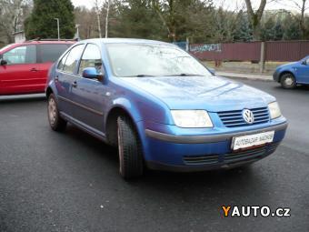 Prodám Volkswagen Bora 1.9TDi 66kw Basic ČR
