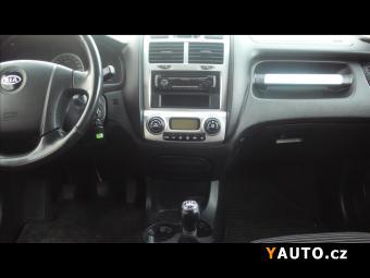 Prodám Kia Sportage 2,0 CVVT 4X4 ACTIVE