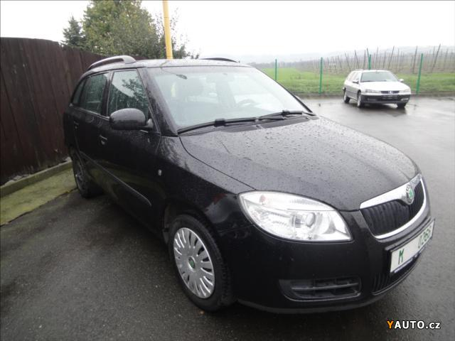 Prodám Škoda Fabia 1,4 TDI, Isofix II
