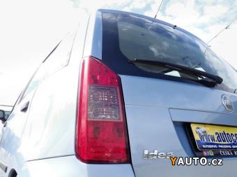 Prodám Fiat Idea AC 1.4i 16V – 2x KOLA