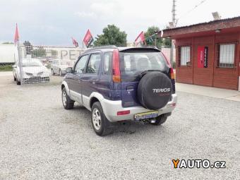 Prodám Daihatsu Terios 1.3i 16V 4x4 – ROZVODY