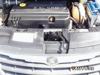 Prodám Chrysler Voyager 2.5D 105KW – KM CEBIA, MD