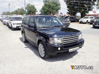 Prodám Land Rover Range Rover Sport 2.7D 140KW – 135TKM
