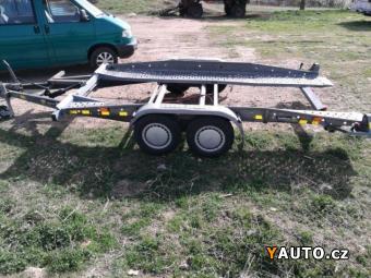 Prodám Thule odtahový přívěs sklápěcí