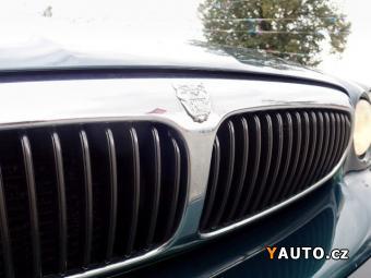 Prodám Jaguar X-Type 2.0D 96KW – DLOUHÉ CESTY