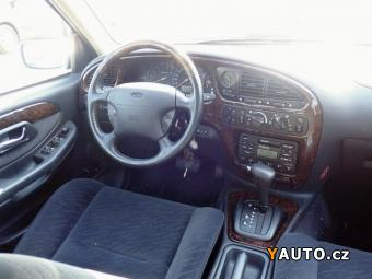 Prodám Ford Scorpio ČR 2.3i – PECKA