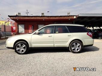 Prodám Subaru Outback ČR 2.5i servis - CEBIA, MD