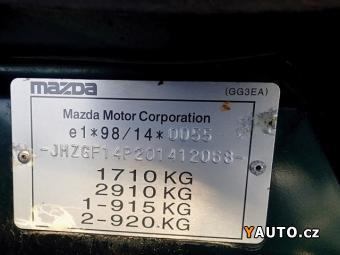 Prodám Mazda 626 EKO 1.8i 16V – KM CEBIA, MD