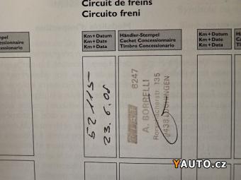 Prodám Fiat Ulysse 2.2JTD SERVISKA – 7sed