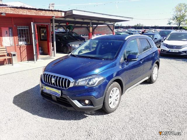Prodám Suzuki S-Cross ČR 1.4T 103KW – VÝBAVA