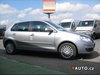 Prodám Volkswagen Polo 1,2, LPG, KLIMA