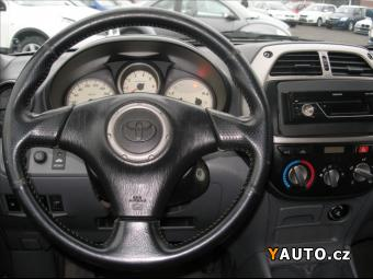 Prodám Toyota RAV4 2,0 D-4D, 4x4, TAŽNÉ, KLIMA, N.