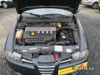 Prodám Alfa Romeo 156 1.9 JTD klima