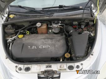 Prodám Chrysler PT Cruiser 2.2 CRDi klima, tempomat