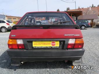 Prodám Škoda Favorit 135 1.3 LUX Eko poplatek uhra