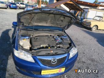 Prodám Mazda 6 2.0MZR-CD digi klima, 1 majitel
