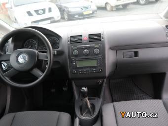 Prodám Volkswagen Touran 1.9 TDI 74kW, digi klima