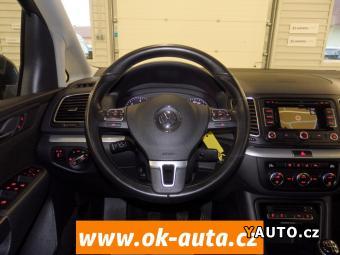Prodám Volkswagen Sharan 2.0TDI COMF. PRAVIDELNÝ SER. VW