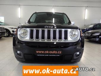 Prodám Jeep Grand Cherokee 2.0 MJET LIMITED 4x4 78 000 KM