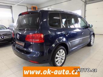 Prodám Volkswagen Touran 2.0 TDI HIGHLINE NAVI 7 MÍST-D