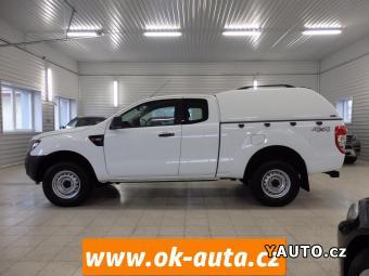 Prodám Ford Ranger 2.2TDCI XL NAVIJÁK HARDTOP-DPH