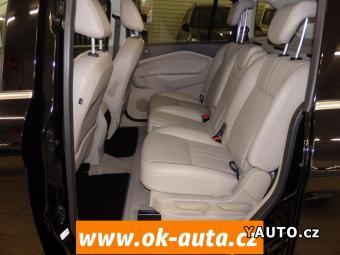 Prodám Ford Grand C-MAX 1.5 TDCI TITANIUM VYH. SED. SKLO
