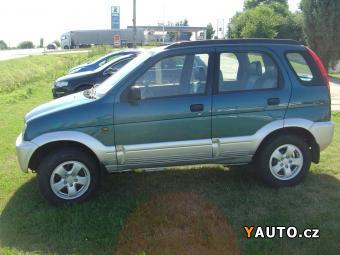 Prodám Daihatsu Terios 4x4