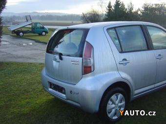 Prodám Daihatsu Sirion